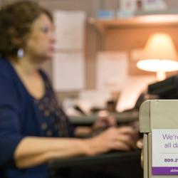 Training program benefits caregivers