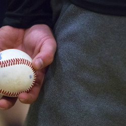 NJ woman hit with ball sues Little League player