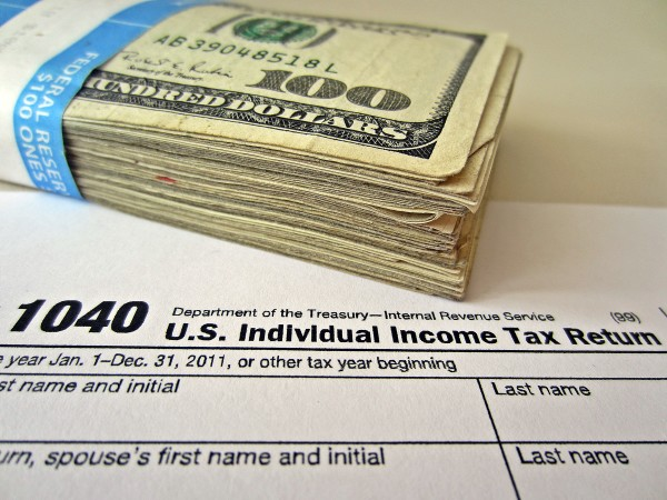 Individual income tax return.