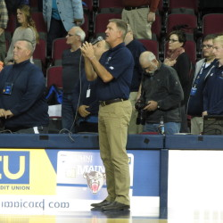 Two with Maine ties among three finalists for UMaine athletic director job