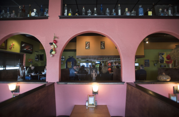 Miguel's Mexican Restaurant opened in the 1980s in Bar Harbor. It was bought by Chris Jones and partners in 2005 and moved to Bangor in 2007.  Jones took over the Bangor location from his partners in 2009.