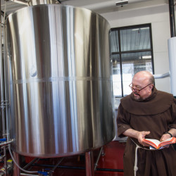 Friars' Brewhouse says brewing beer is like baking and has the Whoopie Pie Porter to prove it