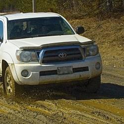 Stuck in Mud Season