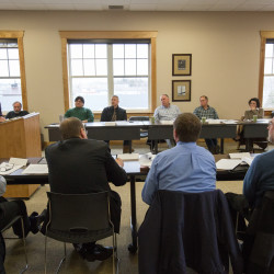 York planners give new police station initial approval despite selectman's concerns