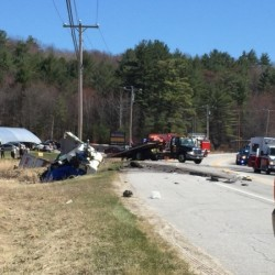 Single-vehicle crash in Harrison kills South Portland man