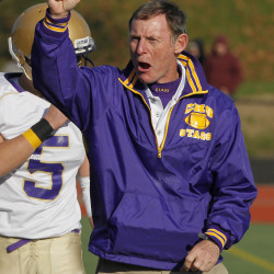 Madison football honors its coaching Rudmans