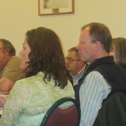 Camden officials debated Tuesday night how to deal with a financial deficit at the Camden Snow Bowl.