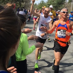 Maine runners heading West to run for Boston fundraiser
