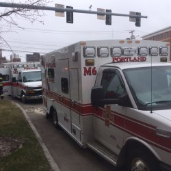 One sent to hospital after carbon monoxide call in Berwick