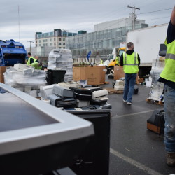 Start gathering your Electronic Waste! Recycling Event Sept. 28