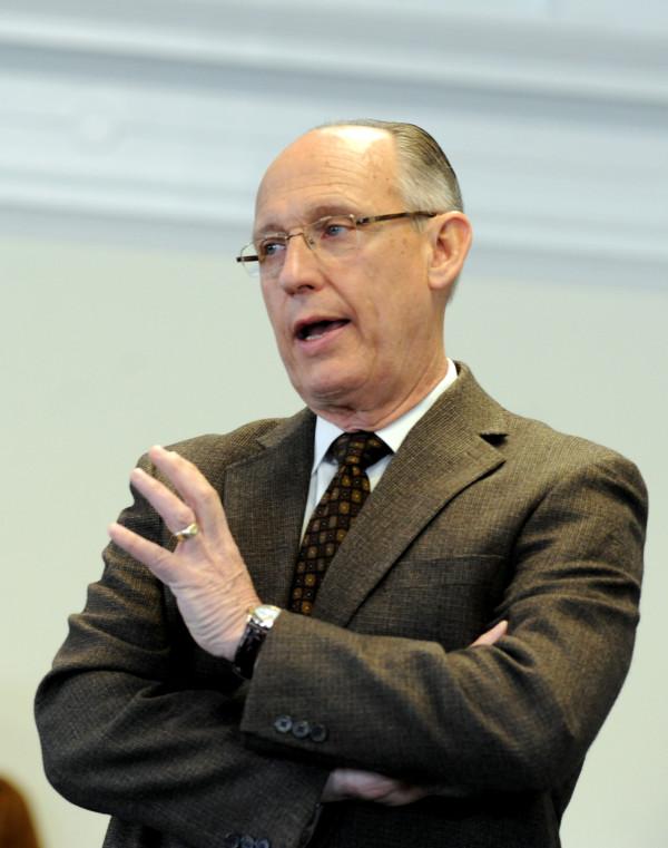 Peter Vigue, CEO Cianbro