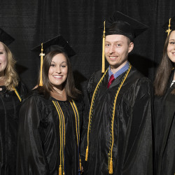 Husson graduates urged to blaze new trails in life