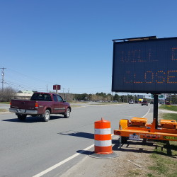 Odlin Road projects likely to cause traffic delays this month in Bangor