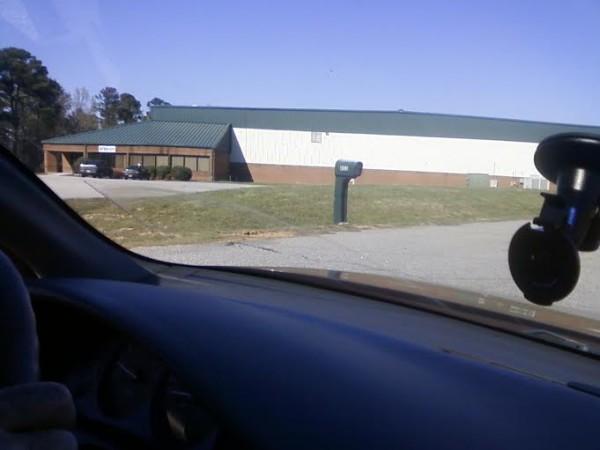 Fiberight's demonstration plant in Lawrenceville, Virginia.