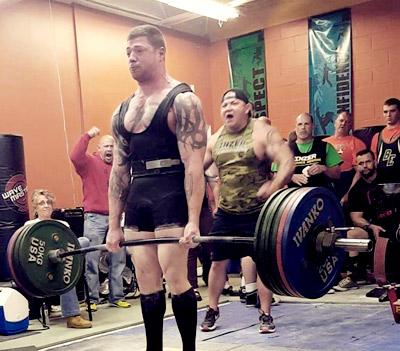 Bristol men break Maine powerlifting records — Midcoast