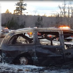 Trucker charged in double fatal crash makes first Maine court appearance