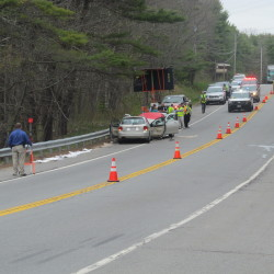 Wiscasset man confirmed dead in Woolwich crash