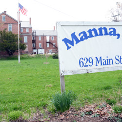 Manna seeks permits for family shelter