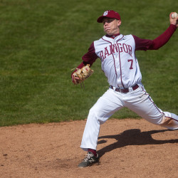Positive start leads to perfect day for Bangor baseball pitcher Justin Courtney