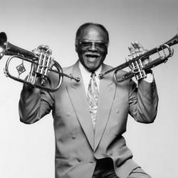 Legendary trumpet/flugelhornist Clark Terry