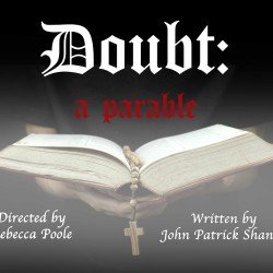 "New Surry Theatre presents ""Doubt"""