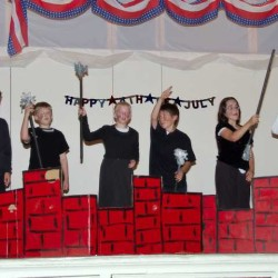 """Step in Time"" Follies 2007"