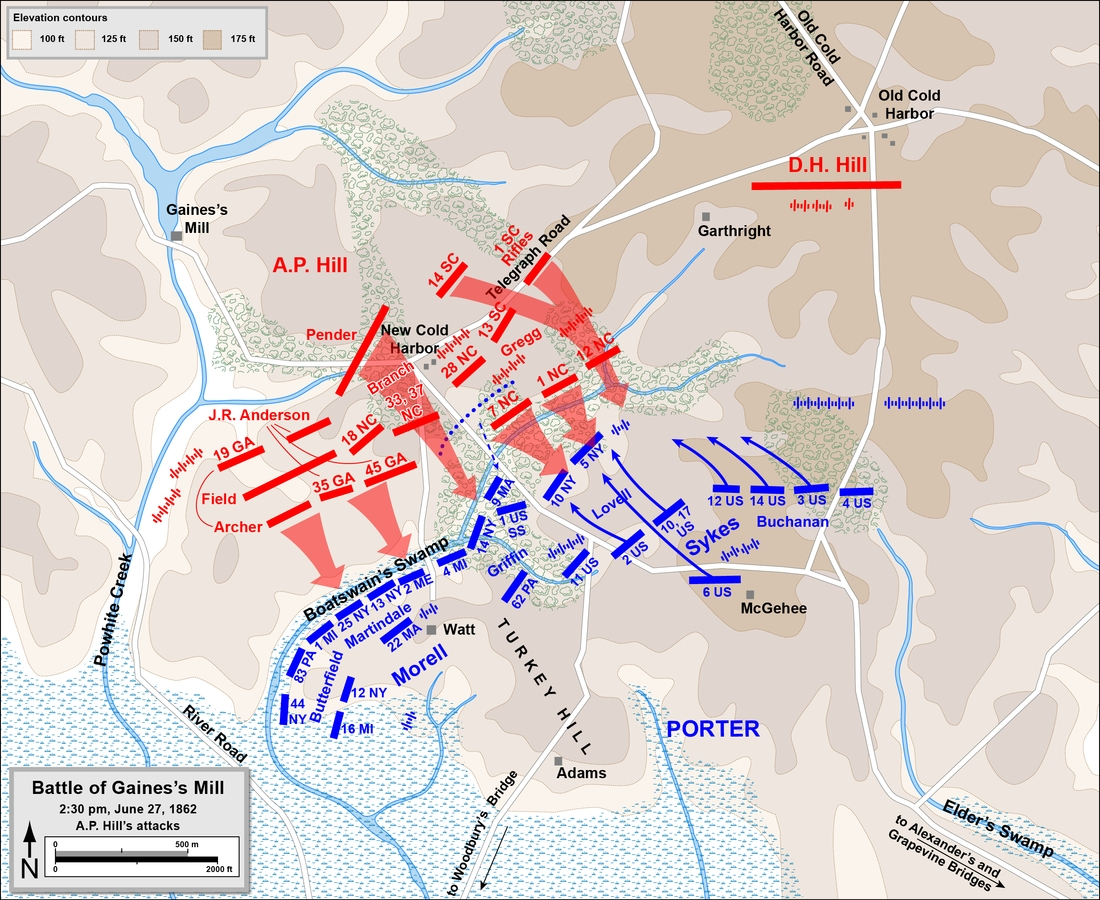 Little Round Top: A crucial event on Day 2 of Gettysburg battle