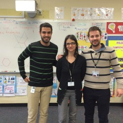 Orono program immerses students in Spanish
