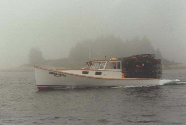 The Evolution of the Maine Lobster Boat — Living — Bangor ...