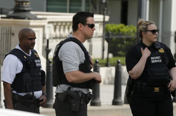 Man Shot Near White House After Brandishing Gun