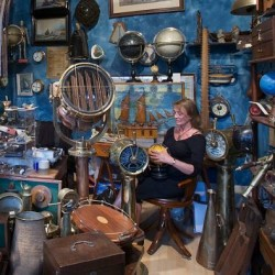 Antiquers find many treasures in Maine