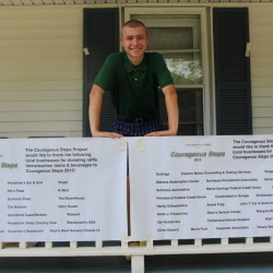 MAINE'S TOP TWO YOUTH VOLUNTEERS SELECTED IN 18th ANNUAL NATIONAL AWARDS PROGRAM