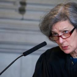 Judge Ellen A. Gorman of the Maine Supreme Judicial Court.