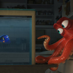 Vacation Matinee: Finding Dory