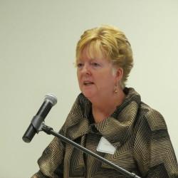 Westbrook Mayor Colleen Hilton.