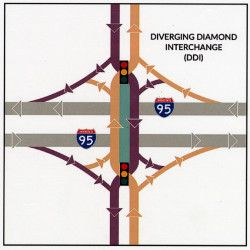 Feds award $600,000 for redesign of I-95 Hogan Road exit