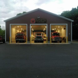 The public is invited to check out the new Princeton fire station on Saturday, June 11, from 11 a.m.-1 p.m. The new $500,000 building features three bays, a full kitchen, training rooms and two bathrooms with one shower.
