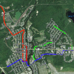 Donations Needed for the Michaud Walking Path in Millinocket