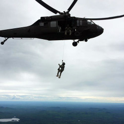 Injured hiker dangled 50 feet below helicopter for ride down Katahdin