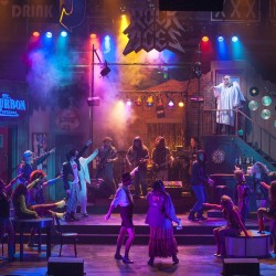 """Rock of Ages"" is the final Penobscot Theatre Company show of the 2015-16 season."