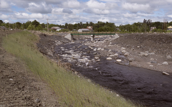 The completion of the Howland dam bypass marks the last major milestone in the Penobscot River Restoration Project that started over 10 years ago.