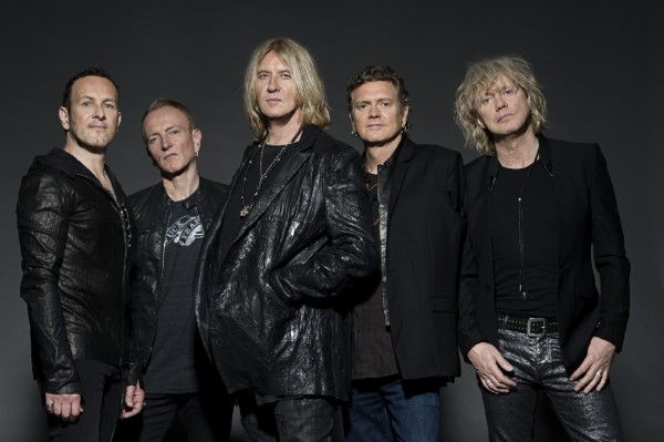 Def Leppard will take the stage at the Darling's Waterfront Pavilion in Bangor on June 24.