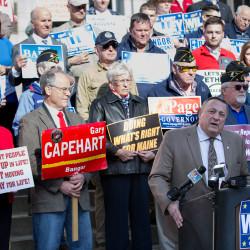 Chipman, Chenette appear to score key wins in Democratic primaries