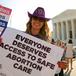 Texas suspends first doctor under new abortion law