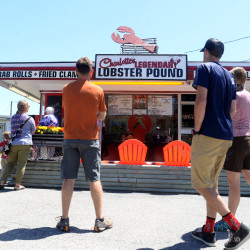 Charlotte''s Legendary Lobster Pound in Southwest Harbor is full of great food and family fun.