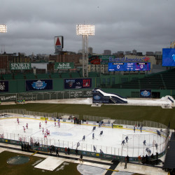 Saturday's Frozen Fenway game times moved up to accommodate Patriots fans