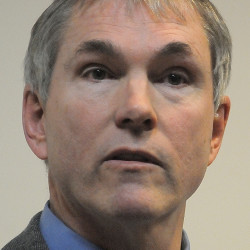 John Hinck said this week he will run to keep his current seat on the City Council
