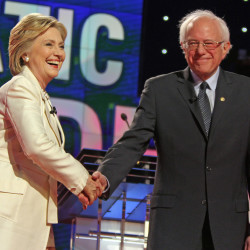Next for Democrats: Brokering peace between Clinton, Sanders