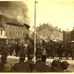 More than 100 years after Bangor Opera House burned, two firefighters who died in line of duty to be honored