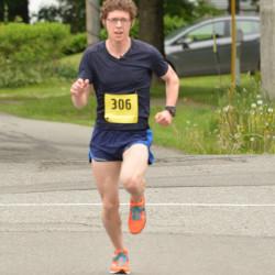 Thomaston Trek 10K Winner, Keith Drago